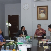 The Japanese Ambassador Hosted Unsyiah - The Japanese Ambassador Hosted Unsyiah