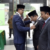 Unsyiah Rector Inaugurated New Dean for FISIP - Unsyiah Rector Inaugurated New Dean for FISIP