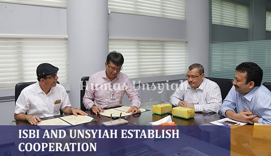 ISBI and Unsyiah Establish Cooperation