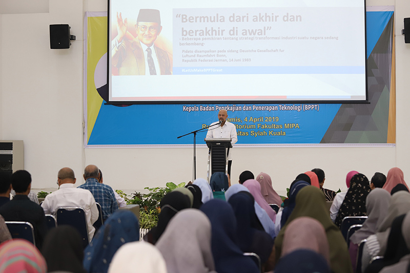 BPPT and Unsyiah Ready to Boost Aceh's Coffee and Essential
