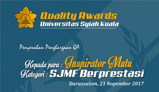 LP3M Menyelenggarakan Forum Inspirasi QA Award 2017