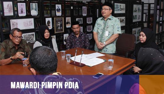 Mawardi Pimpin PDIA