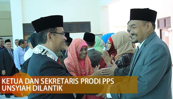 Ketua dan Sekretaris Prod