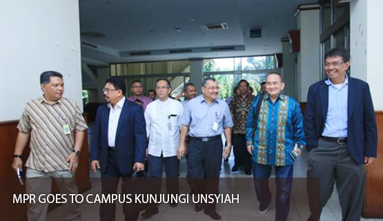 MPR Goes to Campus Kunjungi Unsyiah