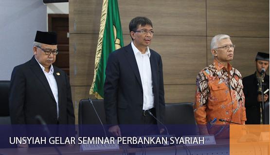 Unsyiah Gelar Seminar Perbankan Syariah