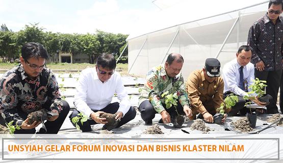 Unsyiah Gelar Forum Inovasi dan Bisnis Klaster Nilam