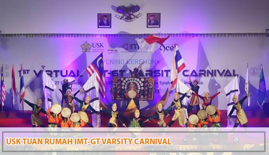USK Tuan Rumah IMT-GT Varsity Carnival