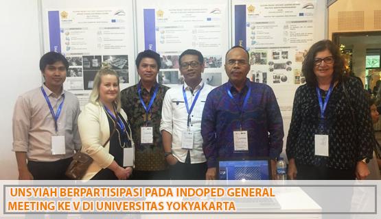 Unsyiah Berpartisipasi pada INDOPED General Meeting ke V di Universitas Negeri Yogyakarta