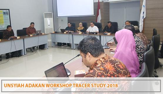 Unsyiah Adakan Workshop Tracer Study 2018