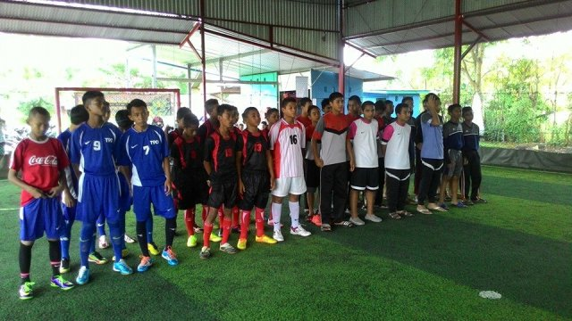 Turnamen Futsal Smp Se Banda Aceh Di Unsyiah Universitas Syiah Kuala