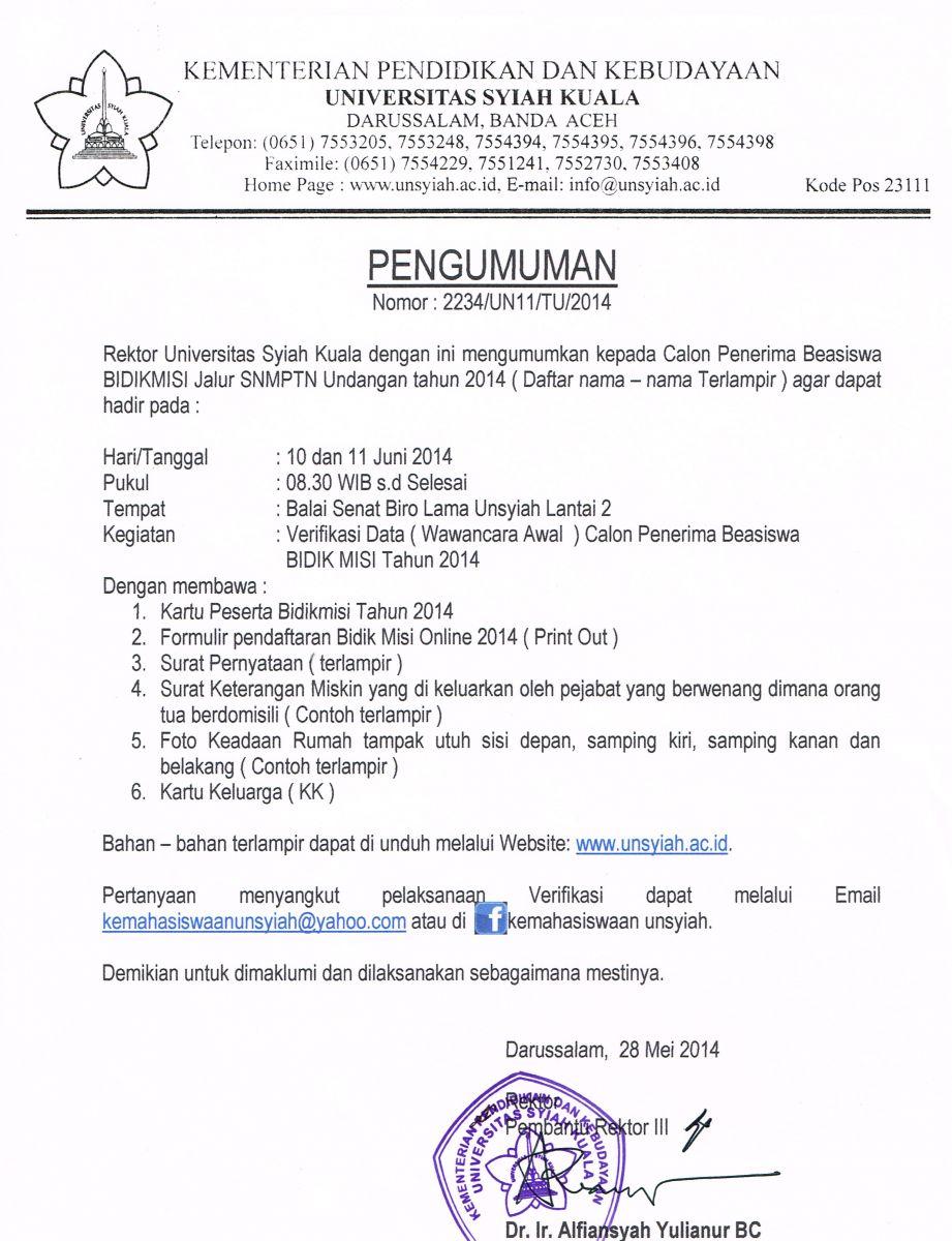 Contoh Kop Surat Kementerian Pendidikan Dan Kebudayaan ...