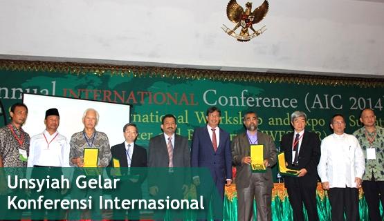 Unsyiah Gelar Konferensi Internasional