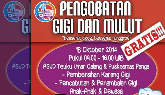 BEM FKG Unsyiah akan Baksos ke Aceh Jaya